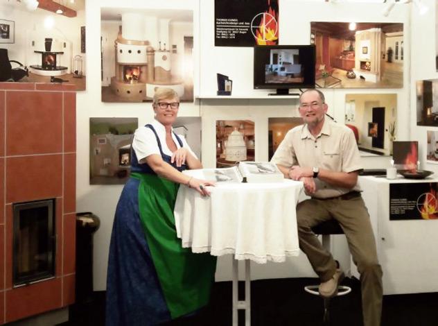 Thomas Kunkel mit Frau
